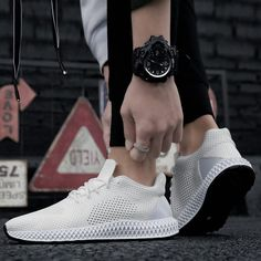 New Style For Man Breathable Outdoor Sports Shoes Male Trainers Running Sneakers Mesh Athletic Walking Jogging Shoes Men Sneakers, Running Sneakers, Adidas Sneakers, Jogging Shoes, Sports Shoes, Trainers, Mens Fashion, Outdoor, Style