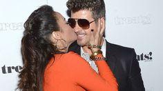 Robin Thicke, Paula Patton Confirm Split | Celebrity and Entertainment News | PressRoomVIP