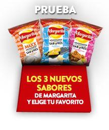 Margarita - Apasionados por nuestros sabores Snack Recipes, Snacks, Pop Tarts, Chips, Packaging, Food, Snack Mix Recipes, Appetizer Recipes, Appetizers
