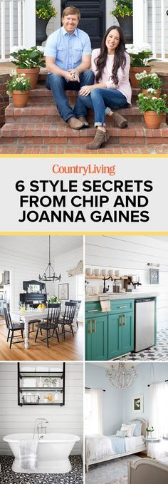 Tour Chip and Joanna's newly renovated Bed and Breakfast - Fixer Upper style!