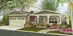 Renderings ~ Manufactured Home Reno