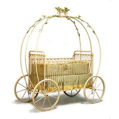 Cinderella Carriage Crib