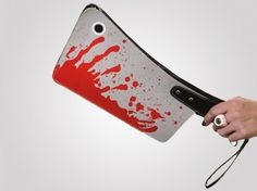 Bloody Cleaver Clutch Purse is for Bold Women!