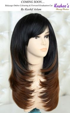 Hairstyles with bangs, girl haircuts, cool hairstyles, layered haircuts for Haircuts For Long Hair With Layers, Haircuts Straight Hair, Haircuts For Medium Hair, Long Hair With Bangs, Trendy Haircuts, Long Hair Cuts, Hairstyles With Bangs, Medium Hair Styles, Cool Hairstyles