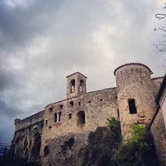 Il Castello Malaspina a Massa