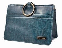Marine Blue MOD Pouchee Purse Organizer available at Gamble's Gifts in Springfield, MO.