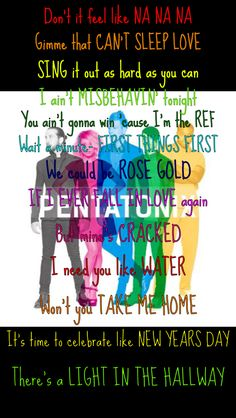 Pentatonix- Pentatonix *Originally made by Erin McKenna*
