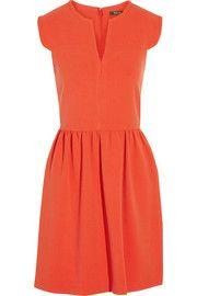 RaoulBarbara stretch-crepe mini dress