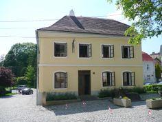 Czech - rodný dům Sikmunda Freuda v Příboře