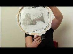How to Silkscreen a T-Shirt : Cleaning a Screen After Silkscreening