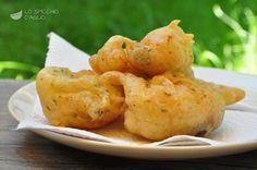 Frittelle al baccalà