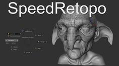 Introduction à SpeedRetopo, un addon gratuit pour blender pour faire de la retopo rapidement et facilement. Disponible sur Gurmoad https://gumroad.com/l/spee...