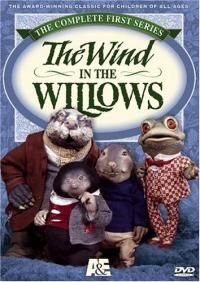 The Wind in the Willows - I use to watch this with my Dad ♥