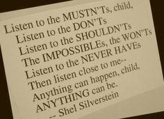 <3 Shel Silverstein