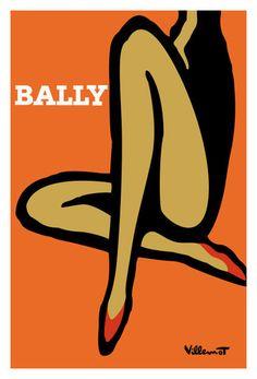 BALLY 'ORANGE'