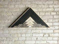 Reclaimed Wood Wall Art By EleventyOneStudio On Etsy *More Things & Stuff