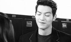 Kim Woo Bin - Pretty - Heirs Gif
