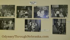 Photographs from the North Platte canteen  http://odysseythroughnebraska.com/learning-about-the-north-platte-canteen-lincoln-county-museum/