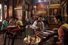 Aramanstudio - Global Advertising Photography, Spotlight magazine - Production Paradise