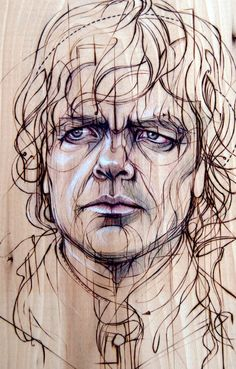 Tyrion Print | Etsy