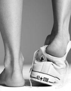 Fresh new women's footwear to enable you to look and feel incredible. Womens Sneakers For Work. Ankle Sneakers, Converse Sneakers, Converse All Star, Slip On Sneakers, Leather Sneakers, Ladies Sneakers, Ladies Shoes, Baskets, Elisa Cavaletti