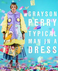 Picture of Grayson Perry