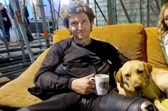 Guy Martin loves tea