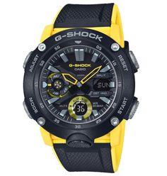 Casio G-shock, Casio Watch, G Shock Watches Mens, G Shock Men, Cool Watches, Watches For Men, Flick Flack, Face Design, Black N Yellow
