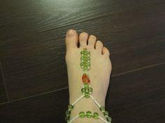 DIY Barefoot Sandals - Project Wedding