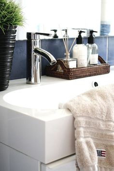 #sink #soaps #towel #lexington