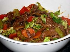 Beef, Beef recipes food-and-more