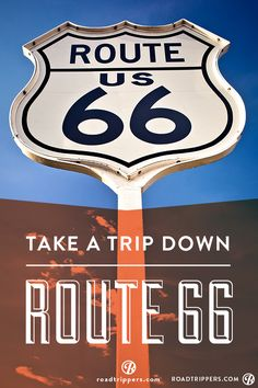 Route 66 has found its way into pop-culture and American hearts!