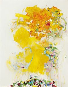 Untitled 1979, Joan Mitchell