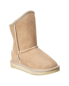 816580abb3b7 Australia Luxe Collective Women s Monk Suede Wedge Boot  Collective ...