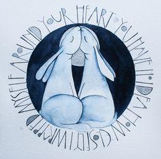 Hares « Sam Cannon Art KLIKLIKLIKLIK