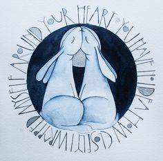 Hares « Sam Cannon Art - you have no idea how closely I wrapped myself around your heart