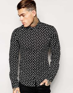 Stephen James Religion All over Printed Shirt ❤️