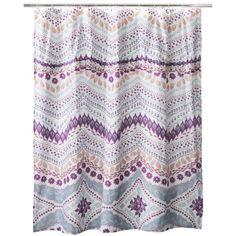 """Boho Boutique™ Bombay Fleur Shower Curtain  - 72x72"""""""