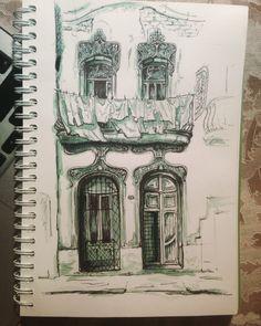 sketches архитектура скетч