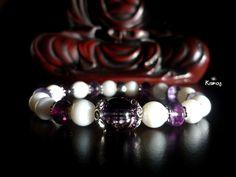 Beaded Bracelets, Jewelry, Jewellery Making, Pearl Bracelets, Jewelery, Jewlery, Jewels, Jewerly, Fine Jewelry