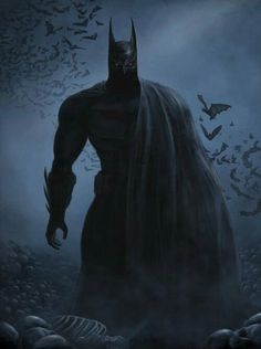 Batman ®. Wicked pic of the dark knight.
