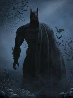 Batman ®. Wicked pic of the dark knight.