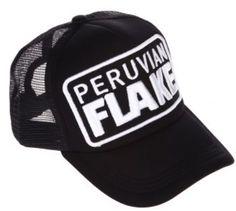 Peruvian Flake Trucker Hat. Majillo · gorras c6efc4dc860