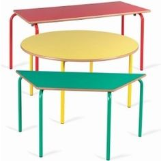 Nursery Tables School Clroom And Chairs Furniture For Colourful Educational Designed Preschool Activity Of