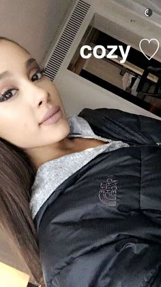 Pin for Later: 46 Musicians You Need to Add on Snapchat Now Ariana Grande: moonlightbae