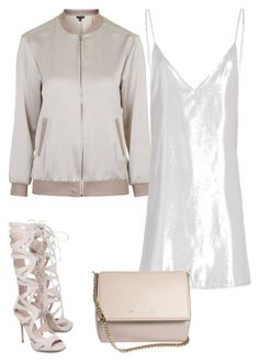"""""""Untitled #1762"""" by kellawear on Polyvore featuring Topshop and Givenchy"""