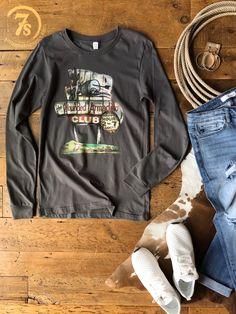 Renton City Shamrock Tri-Blend Long Sleeve T-Shirt