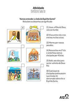 Pentecostes para crianças: confira atividades para usar na catequese - A12