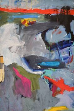 """Saatchi Art Artist Linda O'Neill; Painting, """"A Force To Be Reckoned With"""" #art"""
