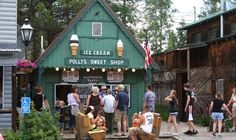Nestled at one end of Rocky Mountain National Park, Grand Lake has become a very popular, delicious vacation spot.